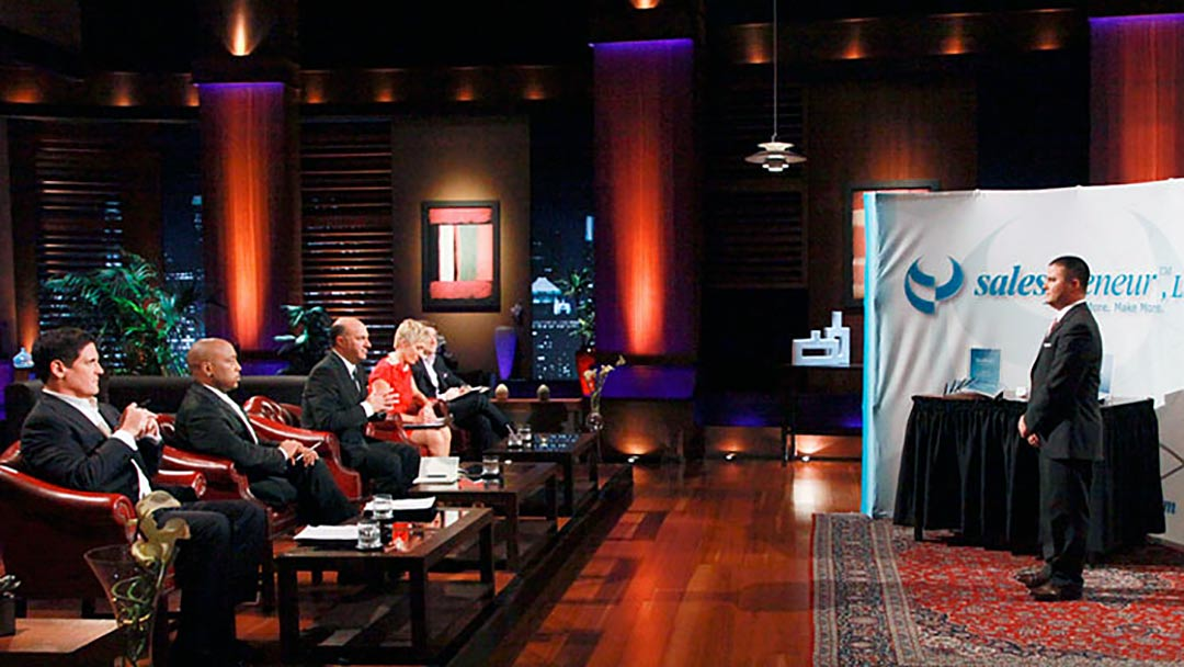 Salespreneur Dave Greco bombs in Shark Tank but teaches lesson