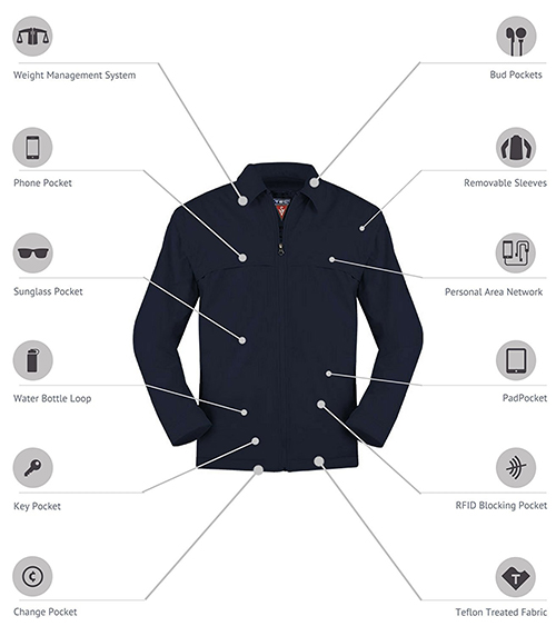SCOTTeVEST TEC Jacket