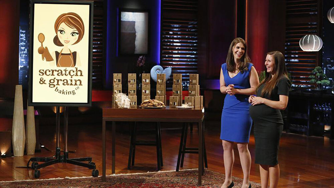 Scratch and Grain Baking Co cooks up Shark Tank Barbara Corcoran Deal