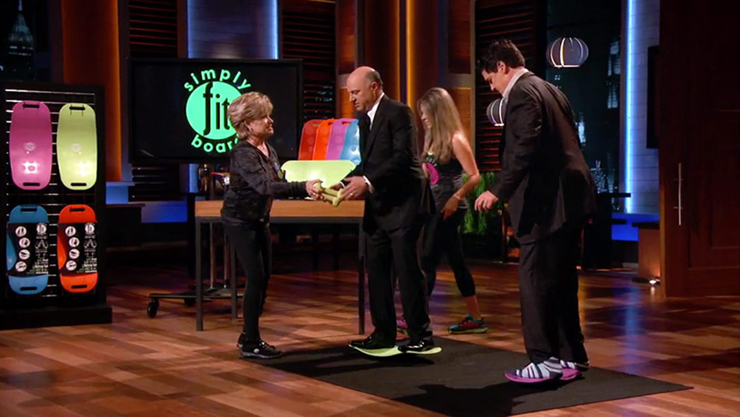 Simply Fit Board Shark Tank Success scores $1.5 million in 24 hours