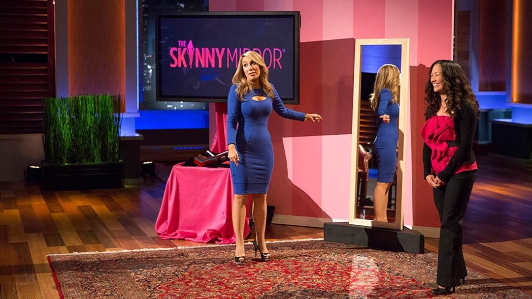 the Skinny Mirror - Shark Tank