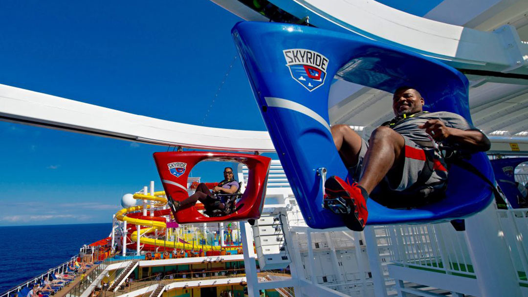 Skyride leaves grounded with no Shark Tank Deal
