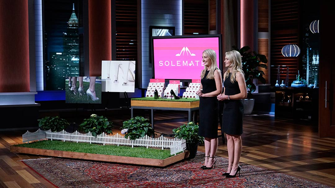 Solemates Shark Tank Pitch and after show update Robert Herjavec Deal
