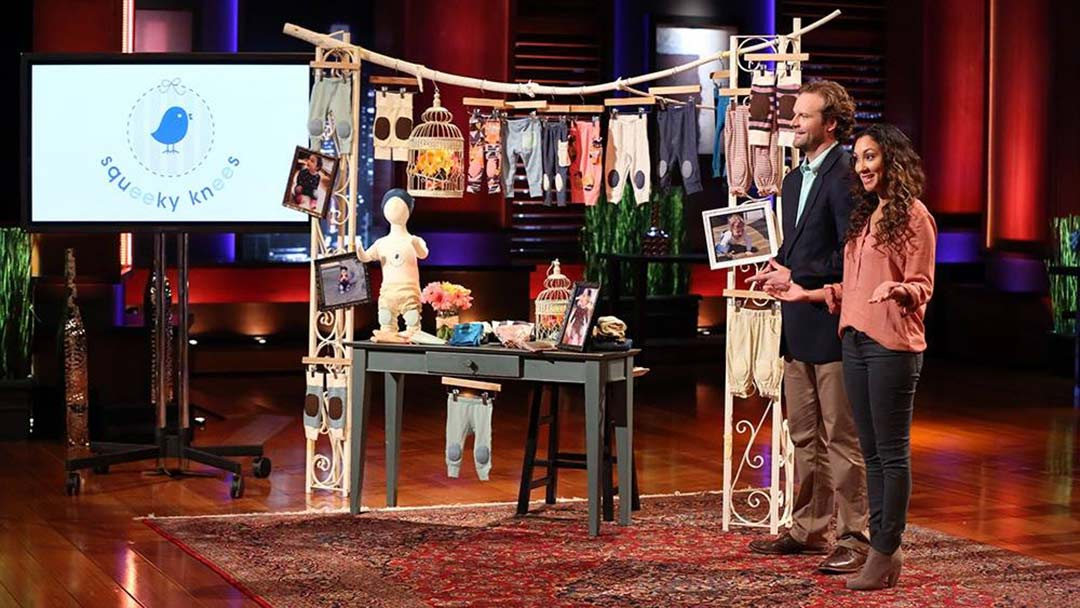 Squeeky Knees goes silent after Shark Tank pitch