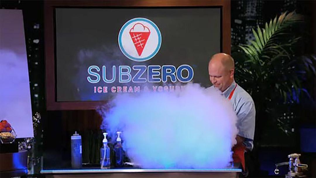 SubZero Ice Cream - Shark Tank