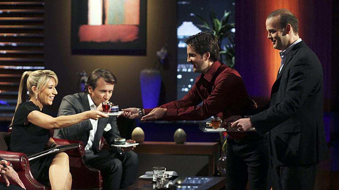 Talbott Teas Mr. Wonderful Kevin O'Leary Shark Tank Deal