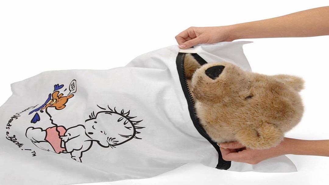 Teddy Needs a Bath – Shark Tank Pitch