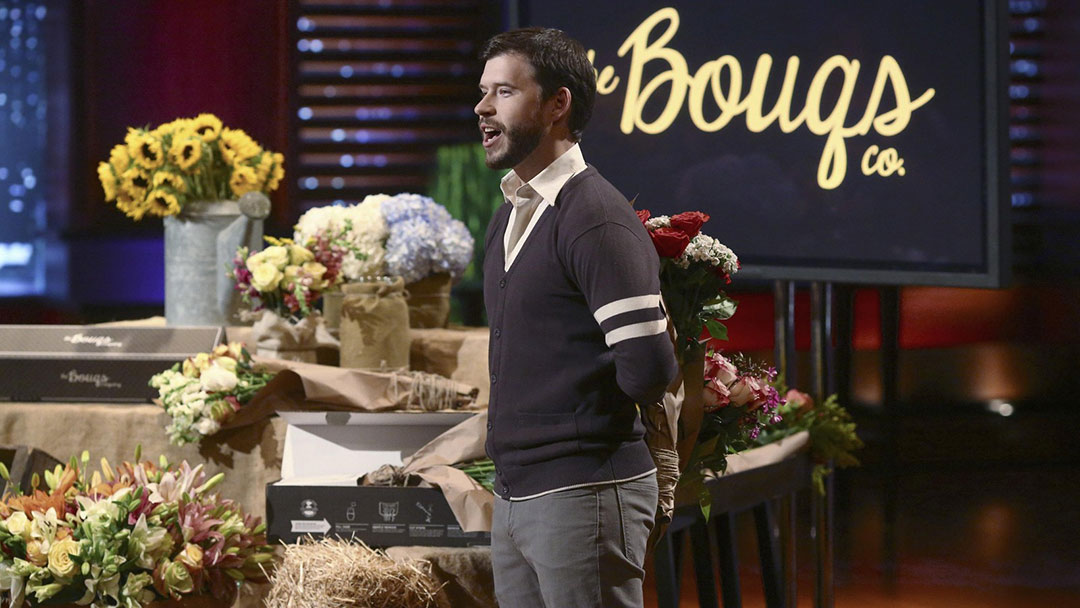 The Bouqs Company Fresh Flowers is Shark Tank Investors Regret