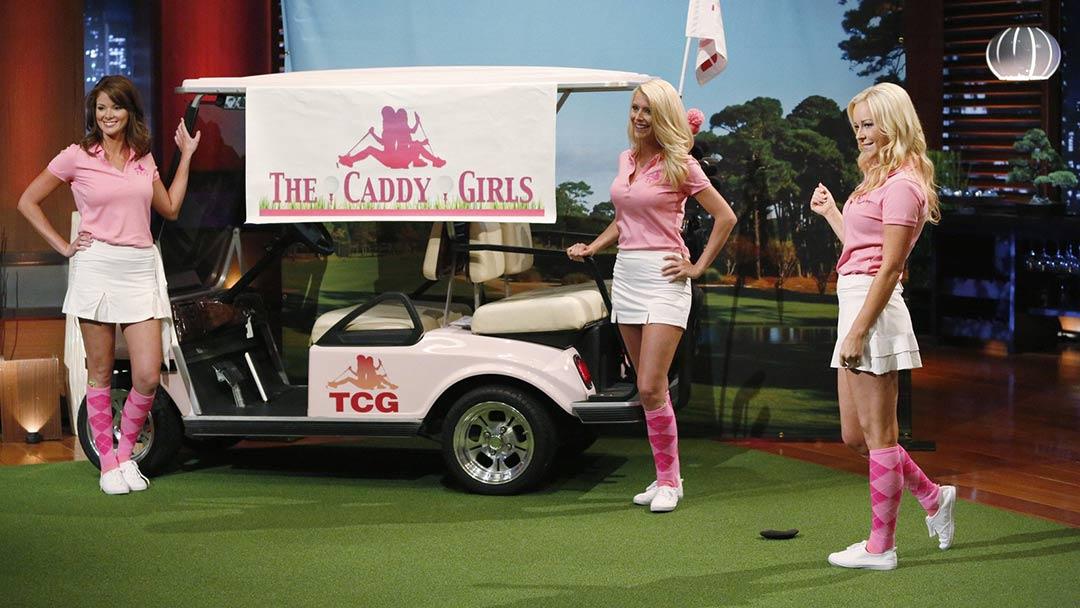 The Caddy Girls - Shark Tank