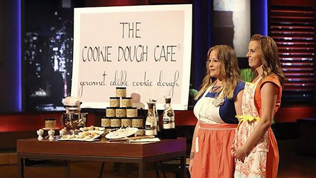 The Cookie Dough Cafe Shark Tank Pitch