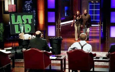 The Last Lid Daymond John Garbage Can lid Shark Tank Deal