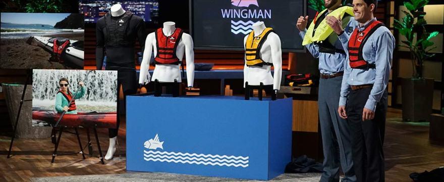 the Wingman - Shark Tank