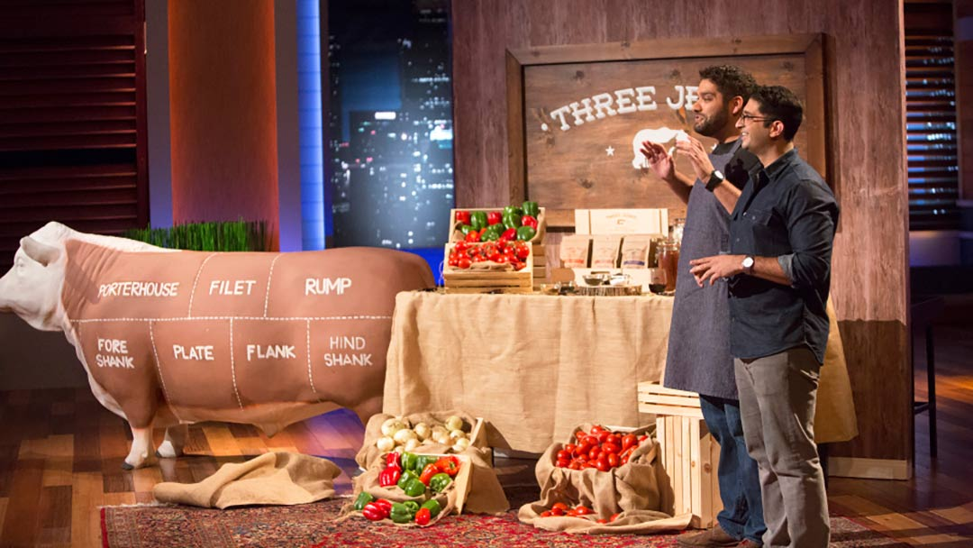 Three Jerks Jerky – Shark Tank Pitch and After Show Update
