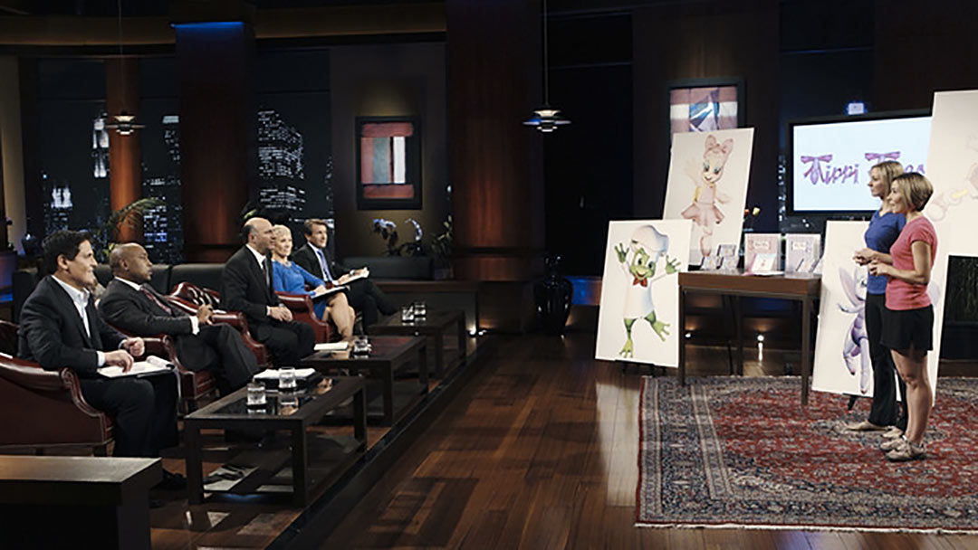 Tippi Toes Mark Cuban Shark Tank Deal in Season 2