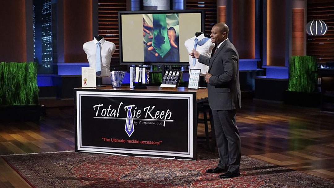 Total Tie Keep Shark Tank Pitch nets no deal but sales after show