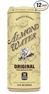 Victoria's Kitchen - Almond Water - Shark Tank