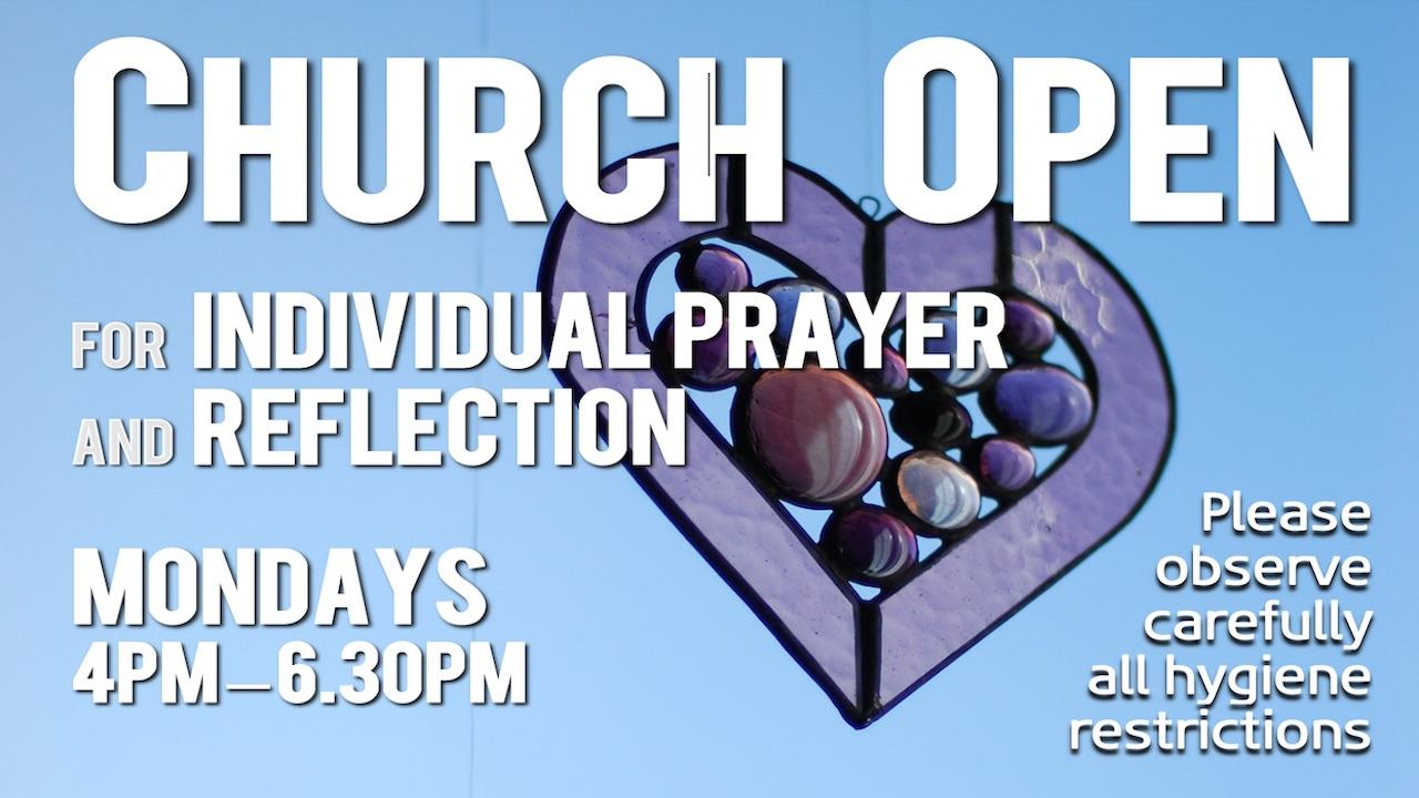 Church-Individual-Prayer
