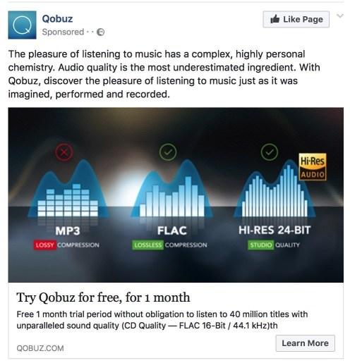 Qobuz lies