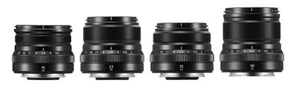 Fujicron lenses