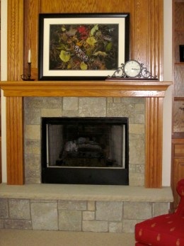 Chirdon Fireplace -2