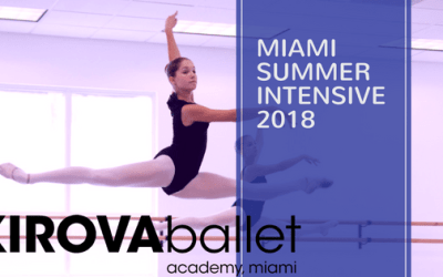 2018 Intensive Summer Program Open for registration