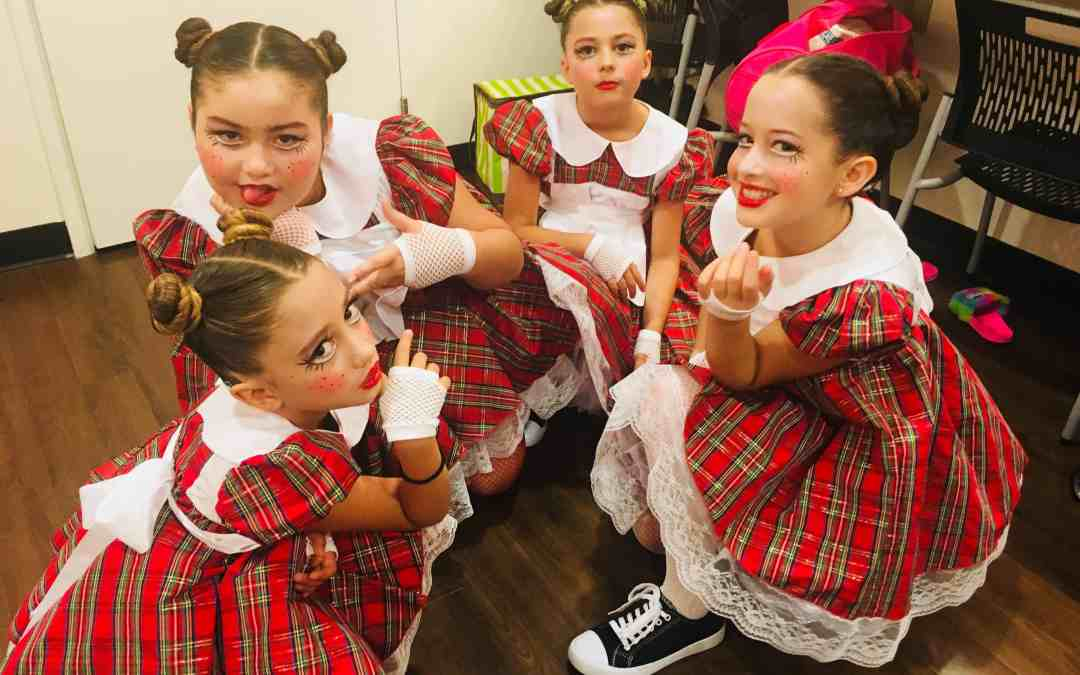 KBA Dance Team starts off strong in 2018