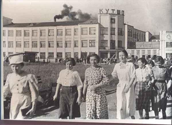 История одной фотографии: поселок КУТШО   Kirovnet.ru
