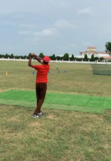 KSA golf tournament