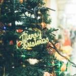 クリスマスツリーの超簡単飾り付けのコツと、北欧のおしゃれなミニ木製3選!2017年大阪、ツリー人気スポット3選!