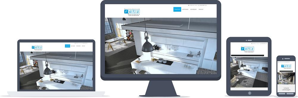Web Design Paderborn Kirsch
