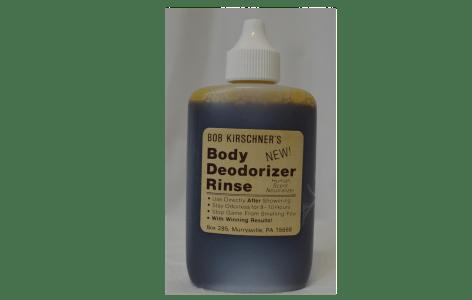 Body Deodorizer Rinse