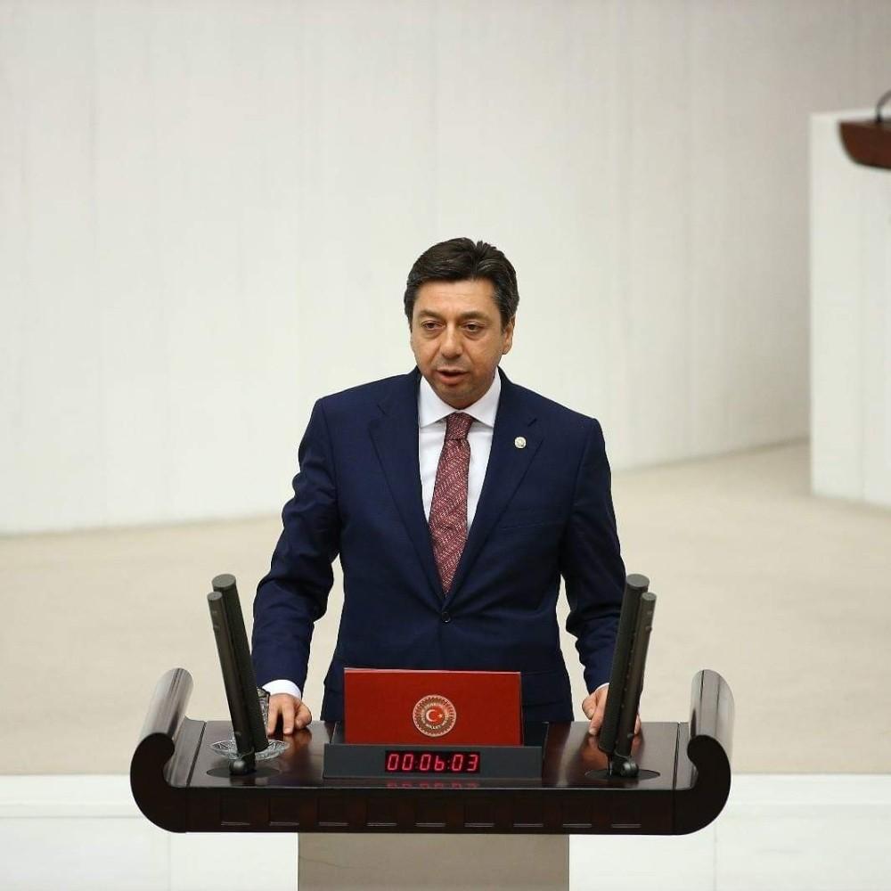 """AK Parti Milletvekili Kendirli: """"Muharrem Ertaş'ı anma etkinliği marjinal solcuları anma etkinliğine döndü"""""""