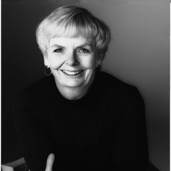 Carol Shields. Kuva Neil Graham