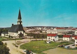Rovaniemi 1970-luvulla