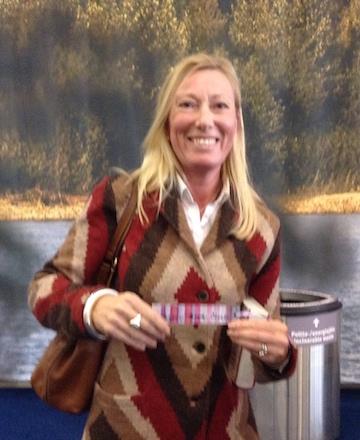 Sophia Jansson sai Kirsin Book Club -kirjanmerkin