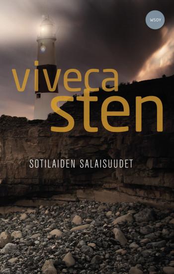 Töissä Päivi Tuuli suositteli Viveca Stenin dekkareita. Ovat kuulemma erityisen hyviä ruotsin opiskeluun! Sotilaiden salaisuudet on kuitenkin tuore suomennos.