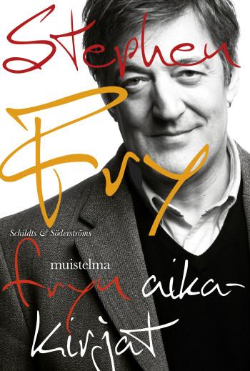 Stephen Fryn juontama QI BBC:llä on meidän perheen yhteinen suosikki. Fryn tarina kiinnostaa!