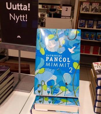 Mimmit 2 on keskimmäinen osa Katherine Pancolin trilogiaa.