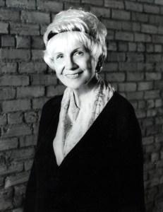 Nobel-kirjailija Alice Munro. Kuva Tammi / Jerry Bauer