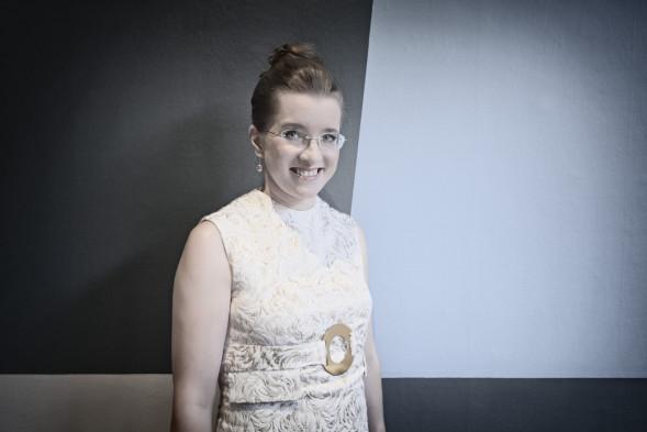 Laura Honkasalo. Kuva Toni Härkönen 2014.