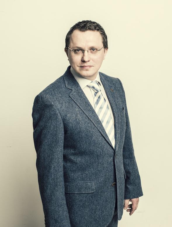 Myymäläetsivä, kirjailija Antto Terras. Kuva Ville Juurikkala.
