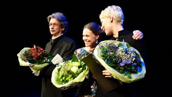 Voittajat: Tieto / Tapio Tamminen, Junior / Nadja Sumanen ja Kauno / Laura Lindstedt.