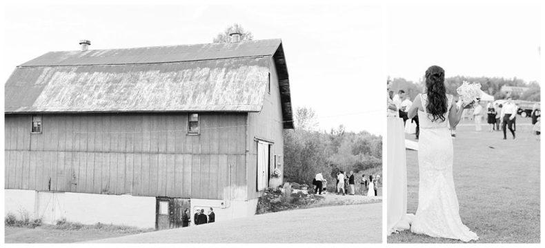 Leyka + Anthony | Barn Wedding Duluth Minnesota