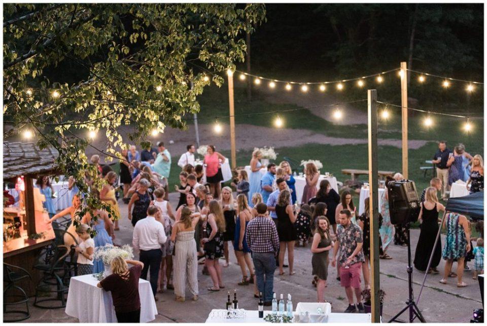 Wisconsin Resort Wedding