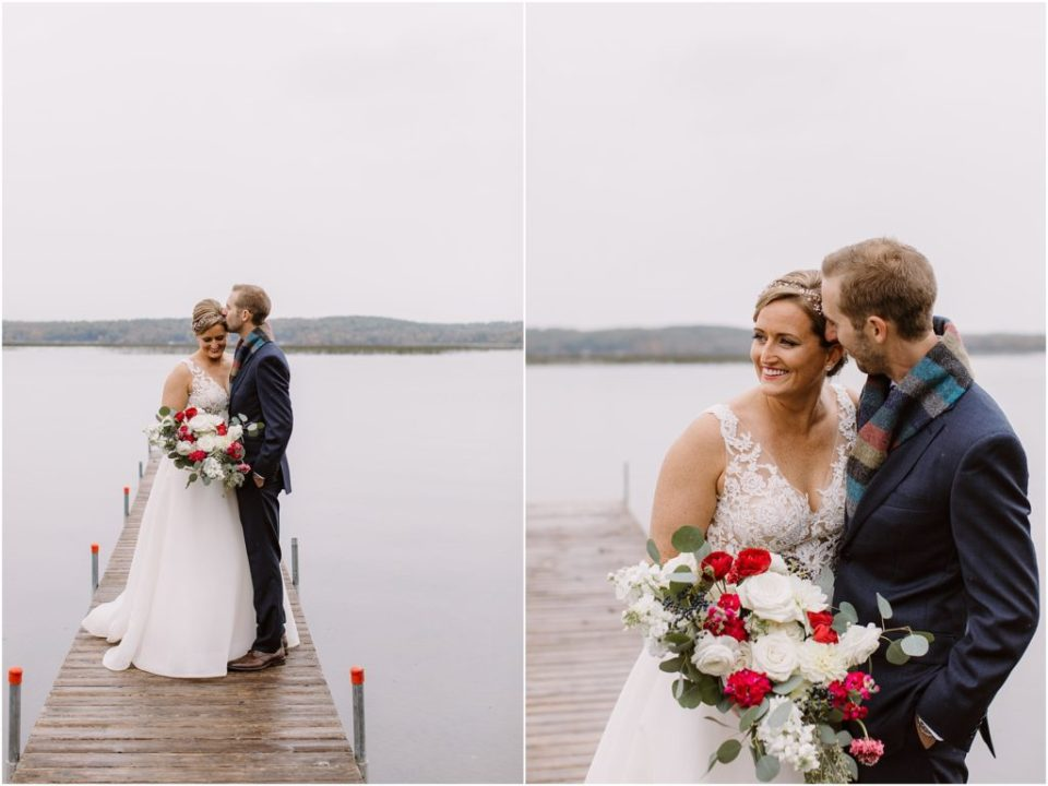 Madden's Resort Wedding photography by Kirsten Shelton