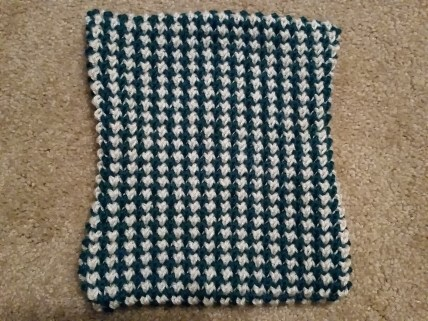 Double Tweed Stitch