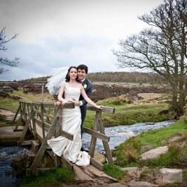 Inaki&Emma Peak District Sheffield Wedding