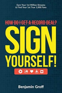 How Do I Get A Record Deal? Sign Yourself!: Earn Your 1st Million Streams & Find Your 1st True 1,000 Fans by Benjamin Groff, January 2021 Book Haul, Book Haul, Kindle, Kindle Paperwhite, Amazon Kindle Books, Haul, Reading, Books, Cozy, Hygge, Read, Kirsten Jonora Renfroe, January 2021 Book Haul, Books
