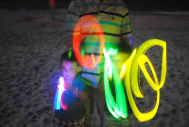 Glow Stick Photos