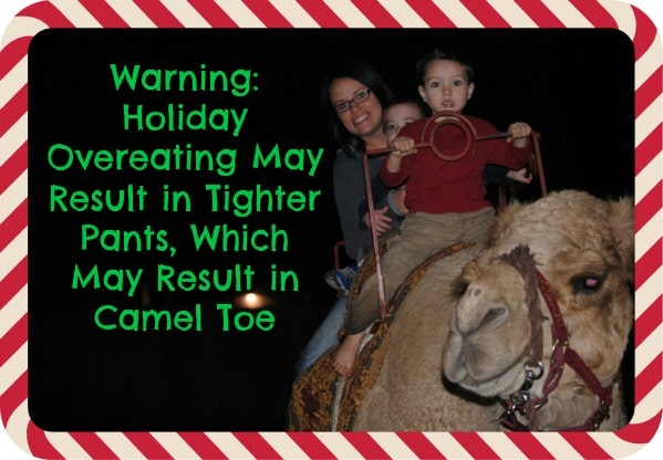 Camel Toe: a direct result of too much stuffing. #Motherfunny #shop